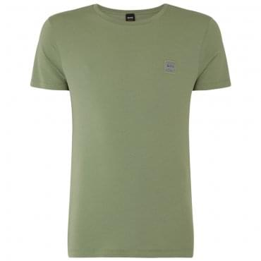 Boss Orange Tommi UK Plain T-Shirt Green 331 50328440