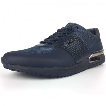 Bjorn Borg R105 Navy Blue Mesh Mixed Trainers