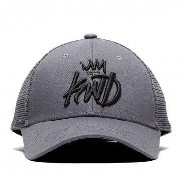 a9a42cd2ab9 Kings Will Dream Grey Trucker Cap