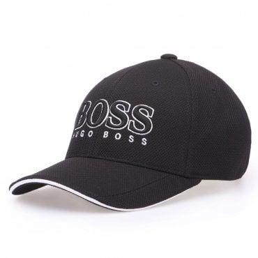 2efeae8da41 Hugo Boss Cap US Black 001 50251244