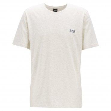 1dc570f56 Hugo Boss Mix & Match Short Sleeve Stretch Loungewear T-Shirt Oatmeal Marl  031 50381904