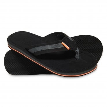 e484d778 Superdry Cove Flip Flops Black 34A