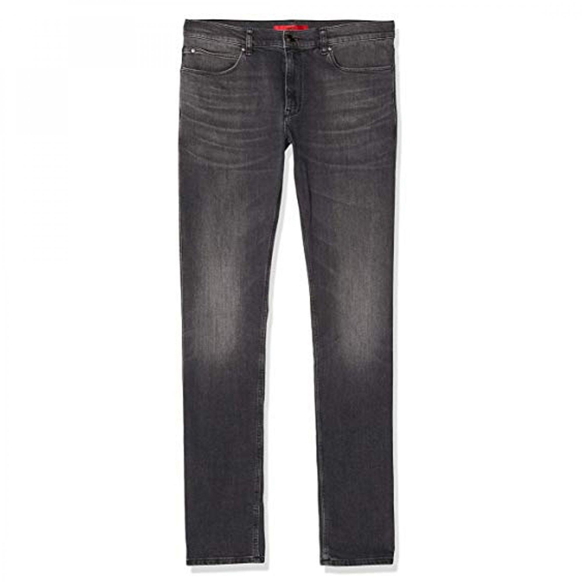 Hugo Boss 734 Gris Délavé Skinny Jeans 020 50426680